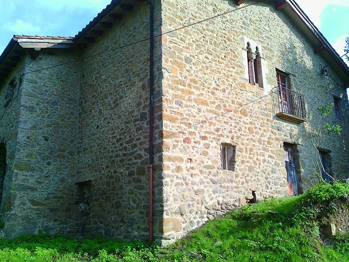 Ruta de la Vall d'en Bas a La Torre