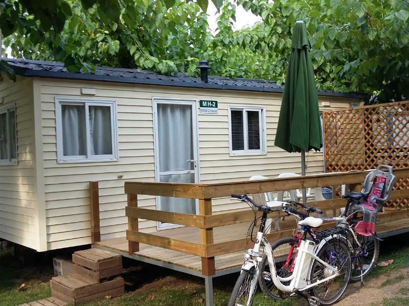 Mobil Home Camping Natura